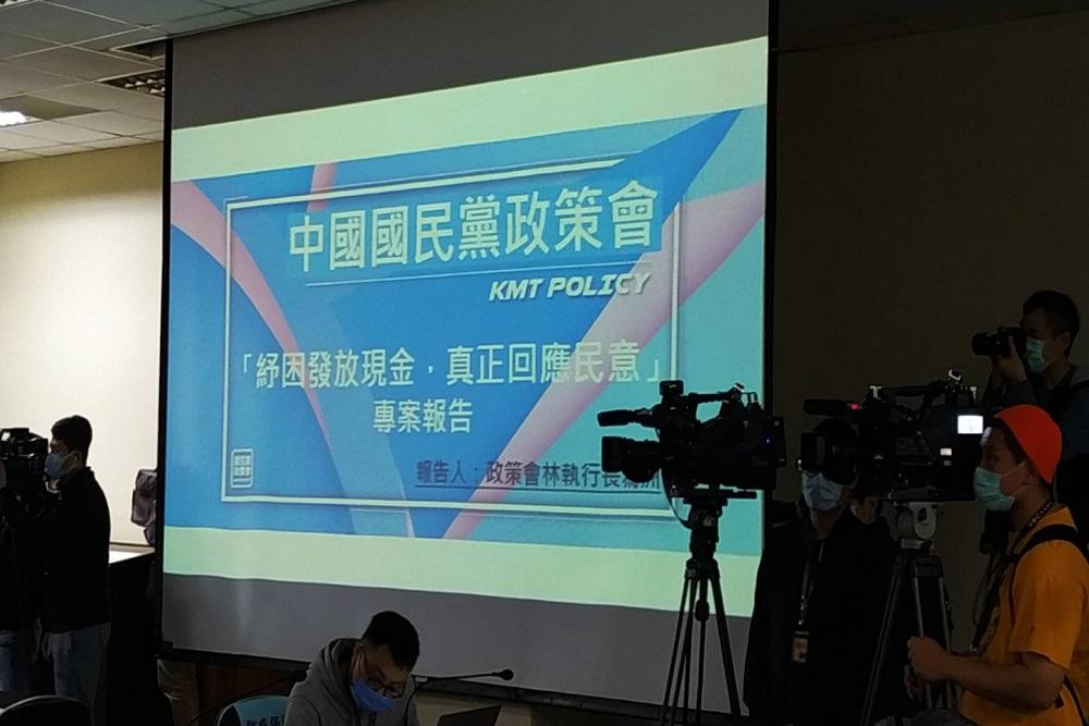 江啟臣:國民政策遭民進黨刻意扭曲 欲強迫在野黨背書