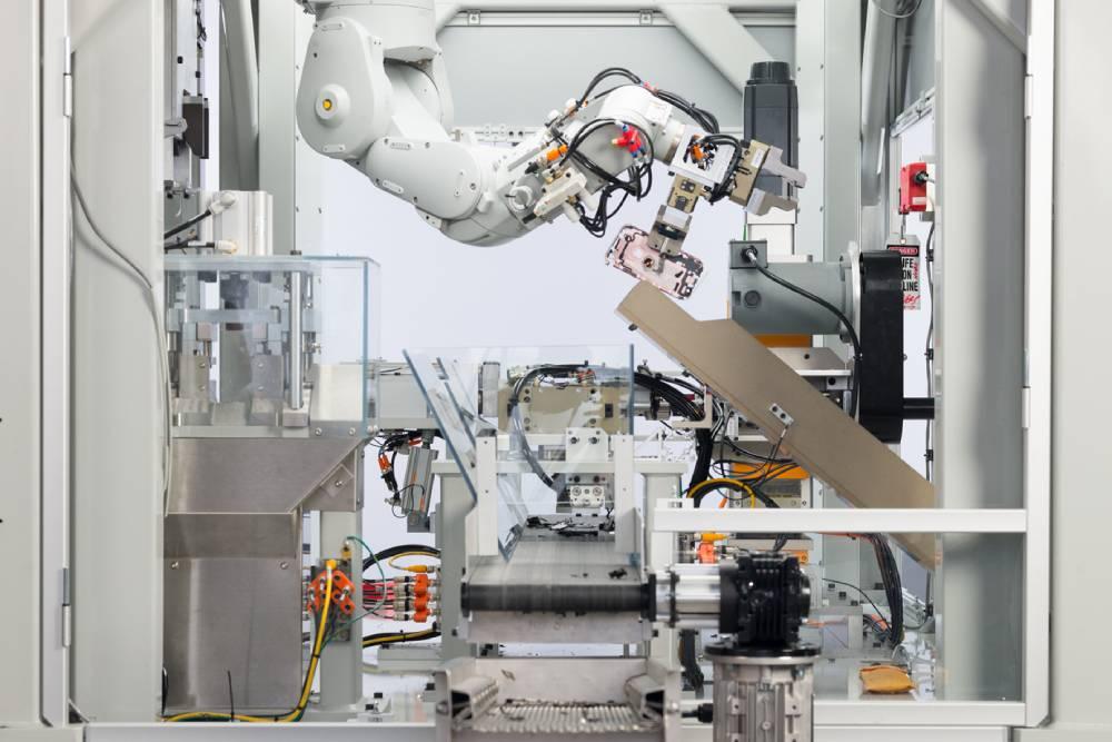 蘋果曝二代回收機器人「黛西」功能 每小時竟能狂拆200台iPhone