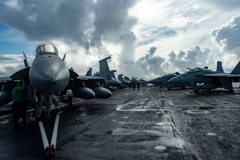 【台海戰雲2-1】共軍美軍頻頻台海過招 西沙軍演恐假戲真作?