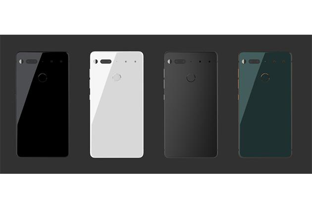 Essential Phone的美麗設計媲美iPhone X?