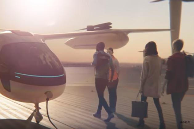 Uber「飛天車」將在2020年前於洛杉磯翱翔載客 由NASA提供後勤支援