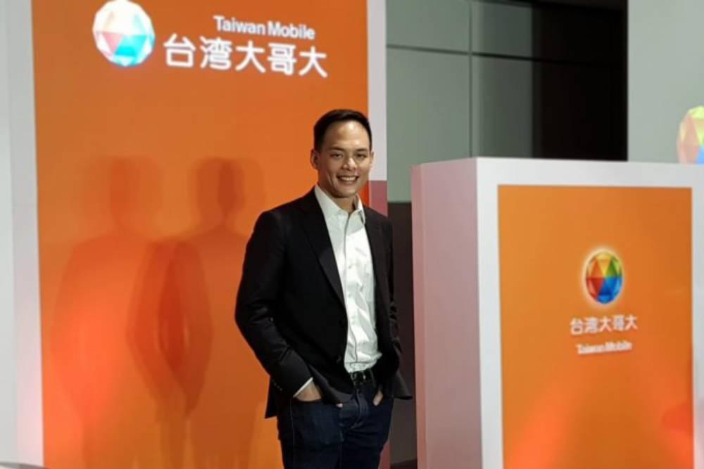 台灣大新總座上任 林之晨宣示超5G策略 讓台灣大成為超級航母