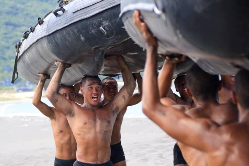 2陸戰隊溺死/海軍:海象驟變為主因 案發地水深僅1.5公尺