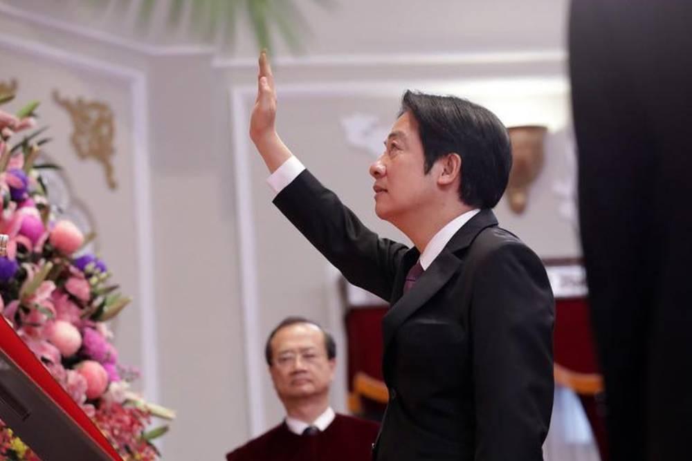 520就職/賴清德:任何「小我」都應該成全台灣「大我」