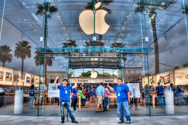 白人男性員工佔多數 蘋果重申對多元化的承諾