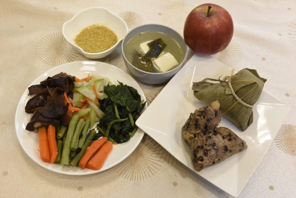 癌症病人可以吃粽子嗎?  營養師提醒你得做對這一點