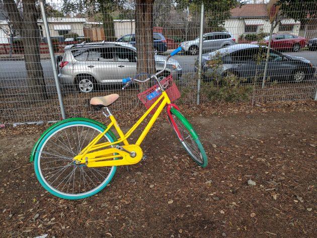 民眾成群結隊偷走員工用自行車 Google為此雇用30名員工