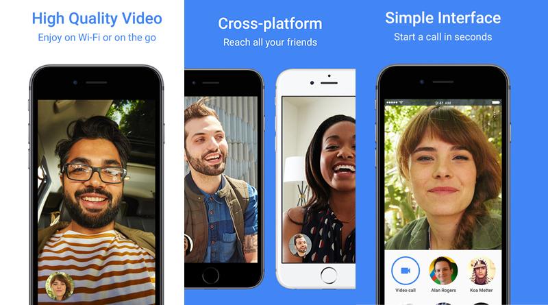 Google Duo來了!視訊通話軟體新選擇