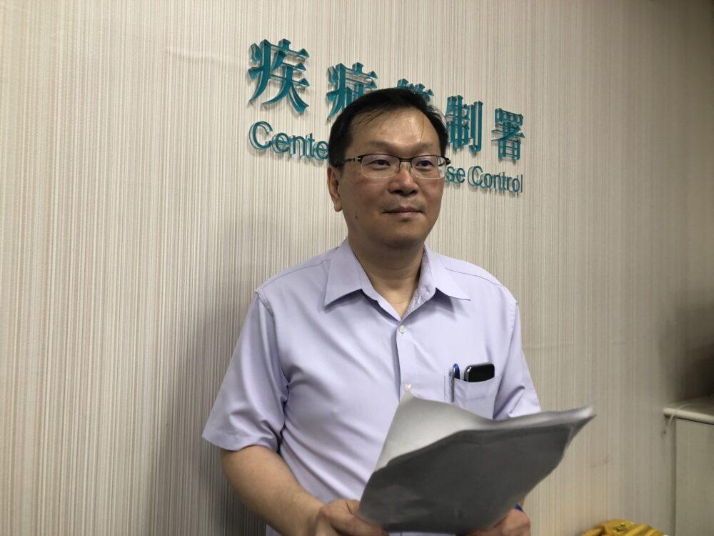 日女大生在台灣染疫  接觸者123人今起採血驗抗體「1周有答案」