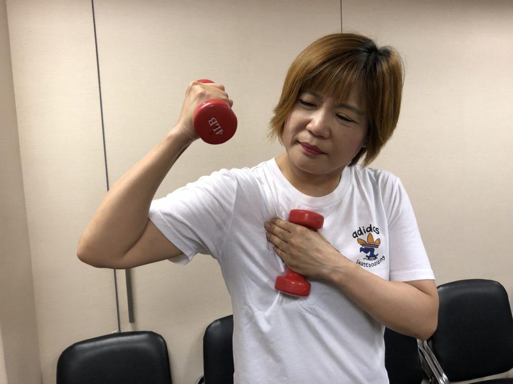 【有影】胸痛一周好不了!  熟女竟是「舉重健身」舉出病