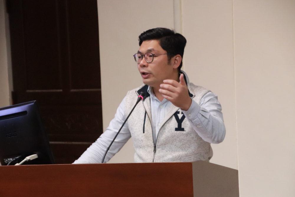 區塊鏈勢不可擋!立委許毓仁呼籲政府部門動起來 打造區塊鏈研發中心