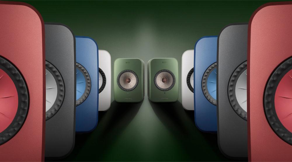 迷你無線喇吧也能有高音質 KEF推出全新潮流設計音響