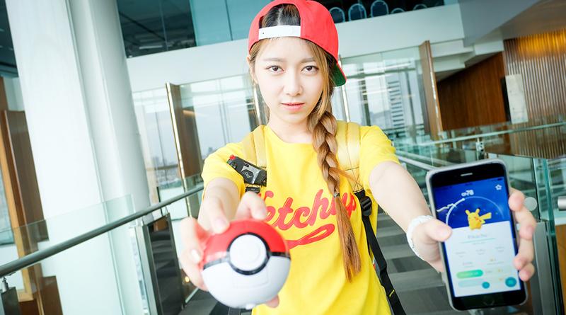 Pokemon GO夥伴系統,怎麼讓皮卡丘待在肩上?