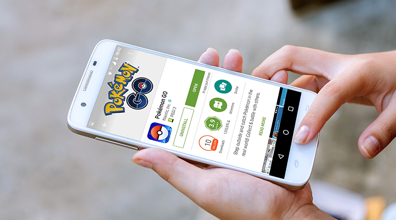 Pokemon Go退燒? 更新加入新功能!