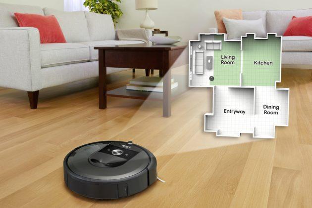 Google、iRobot攜手合作!要靠掃地機器人優化智慧家居體驗?