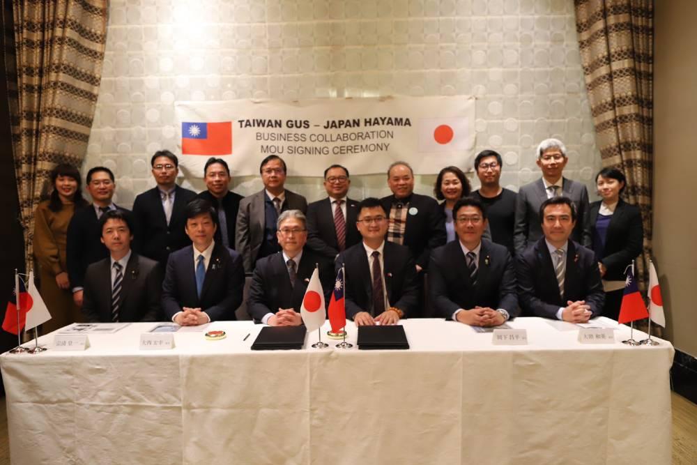 中科加速器新創公司-格斯科技 噴發成長擴大營運佈局進軍日本市場