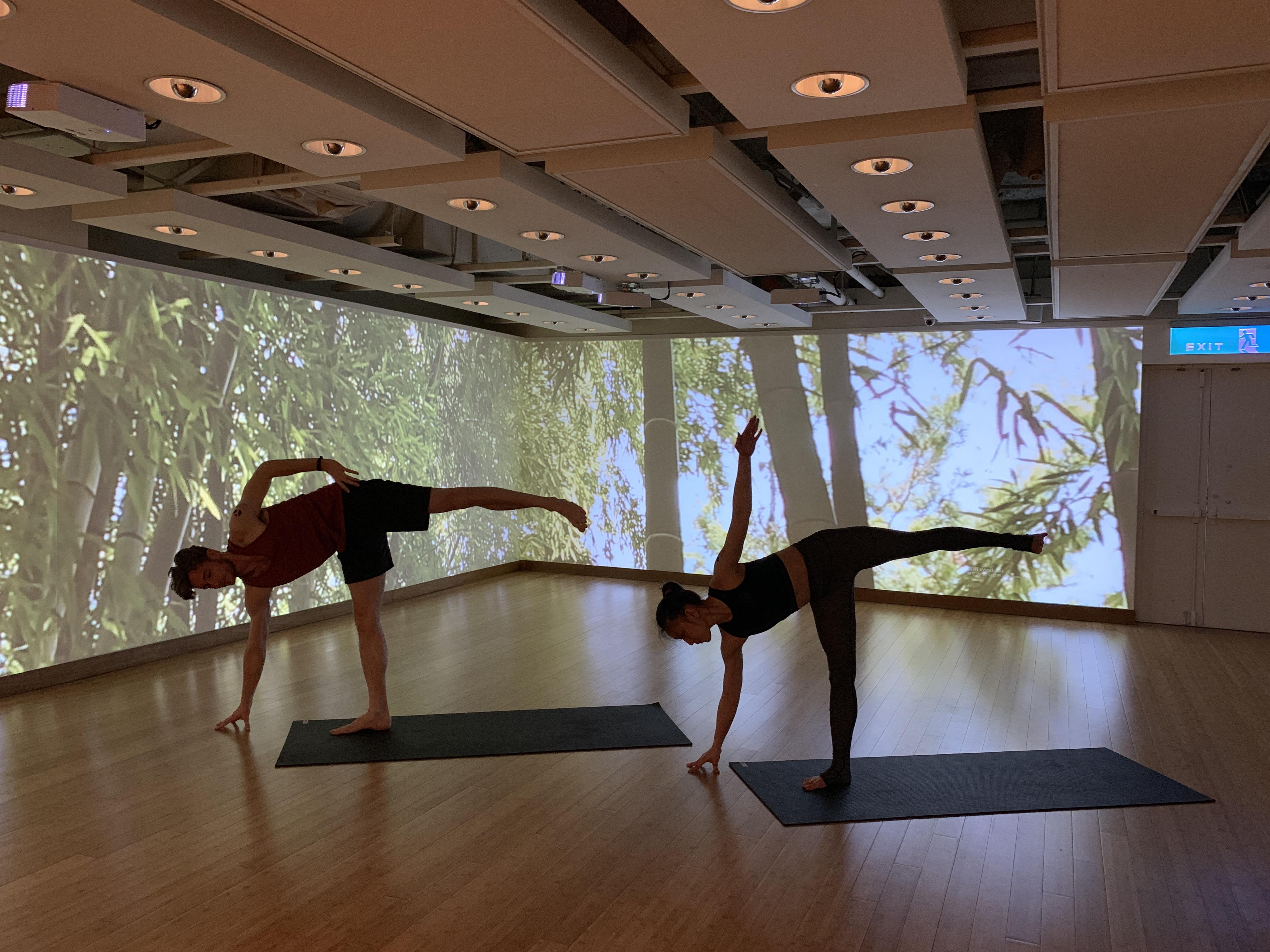 全台唯一!全新4D情境式瑜珈 YOGA EDITION強勢入主東區