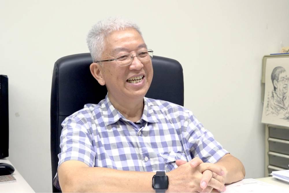 政大任教32年屆退休 前北市副市長張金鶚:盼未來能提供更透明的台灣房產平台