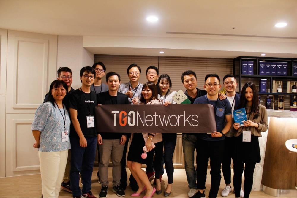 張善政xTGONetworks 跨世代探討台灣科技產業現況