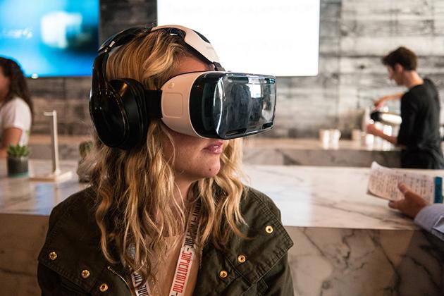 「我不想再通勤上班了!」VR可望帶你從中解放