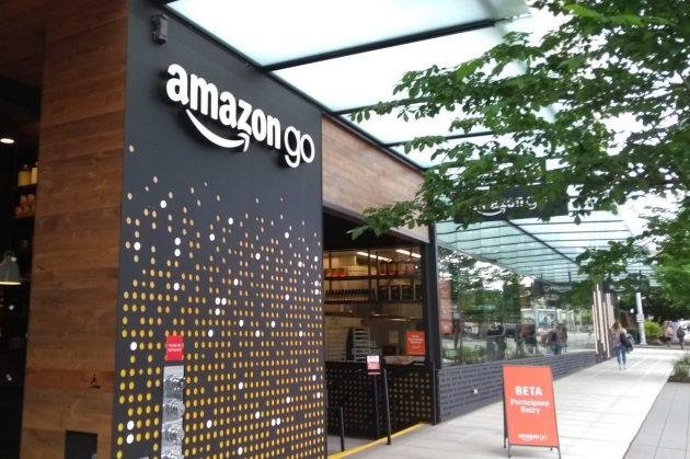 都市快餐商機大!亞馬遜可能在2021年前開設3000家無人商店