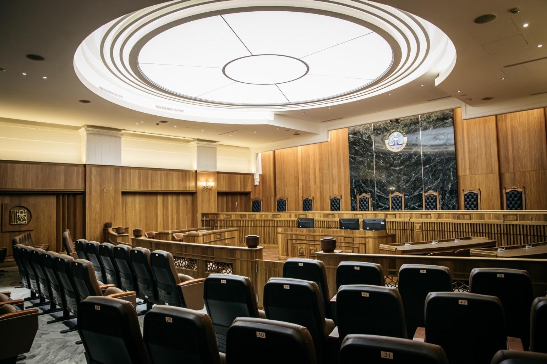 【有影】處處是學問 最高法院大法庭細節見真章