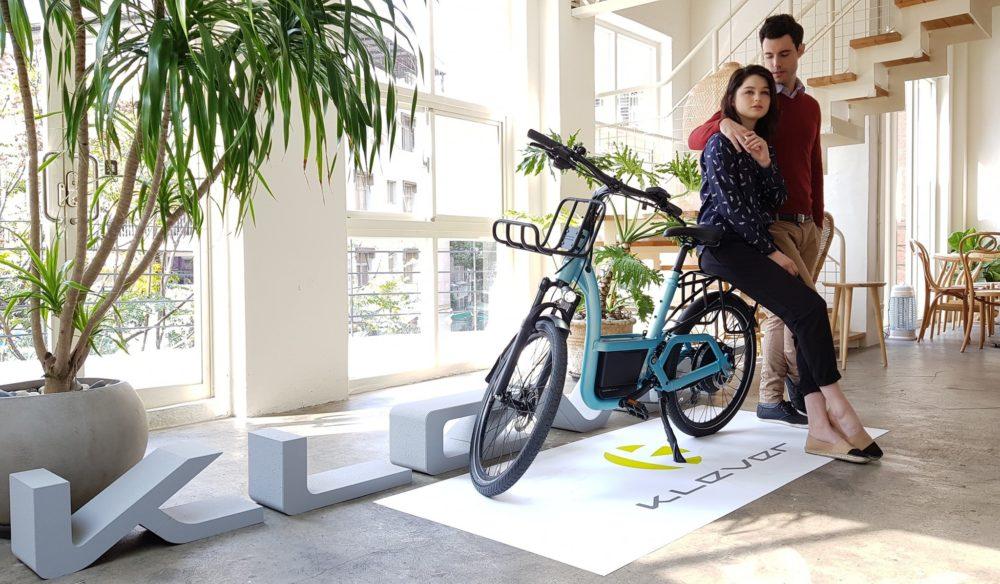 【有影】KLEVER首場媒體見面會 歐美潮流電輔自行車亮相