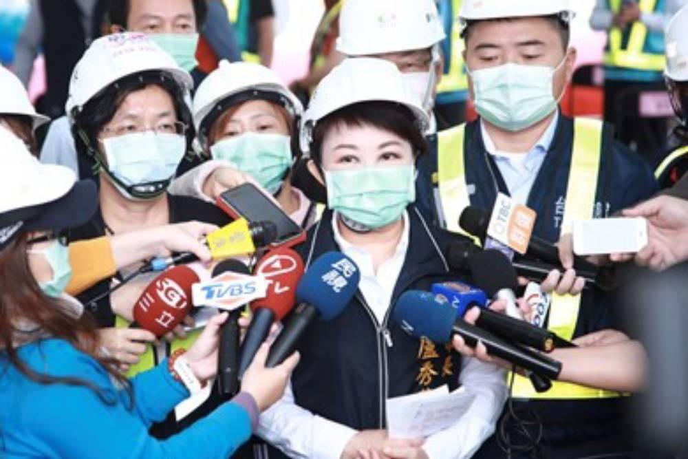 台中市府7日起實施「彈性上下班分流制度」