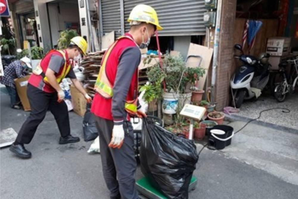 台中加強資源回收每人每月上限提高至5千元