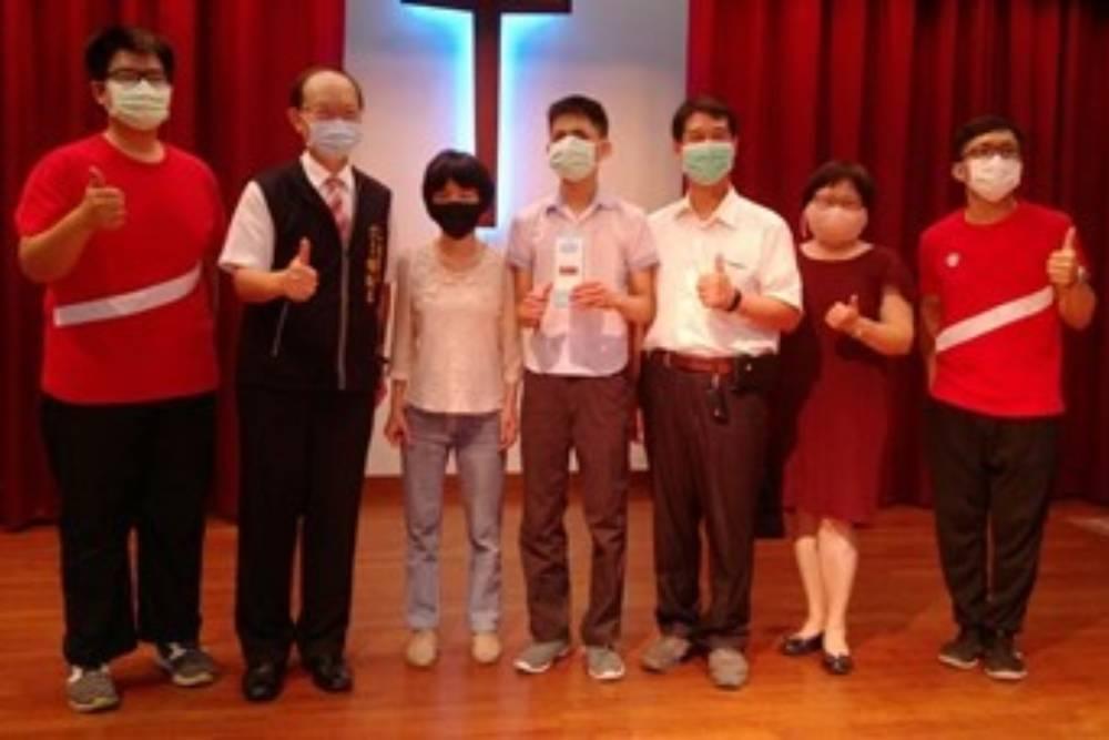 台中4名學生表現亮眼獲總統教育獎