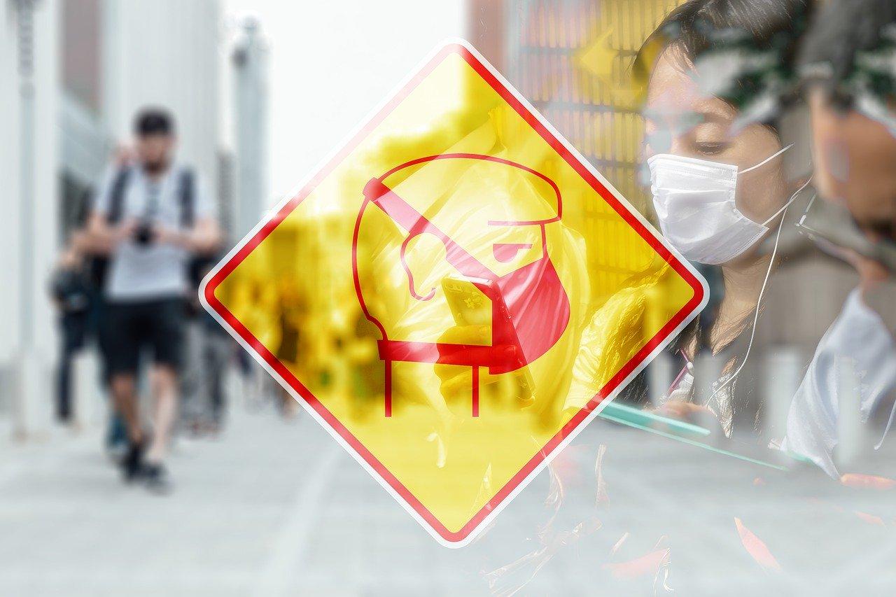 居家檢疫「趴趴走」依舊!  台北市短短2天內再罰8人