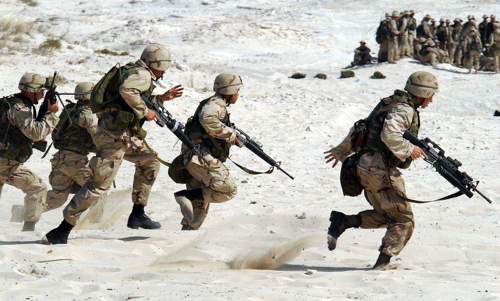 【匯流筆陣】蔡英文應學習雷根總統  提升軍人社會地位及實質待遇