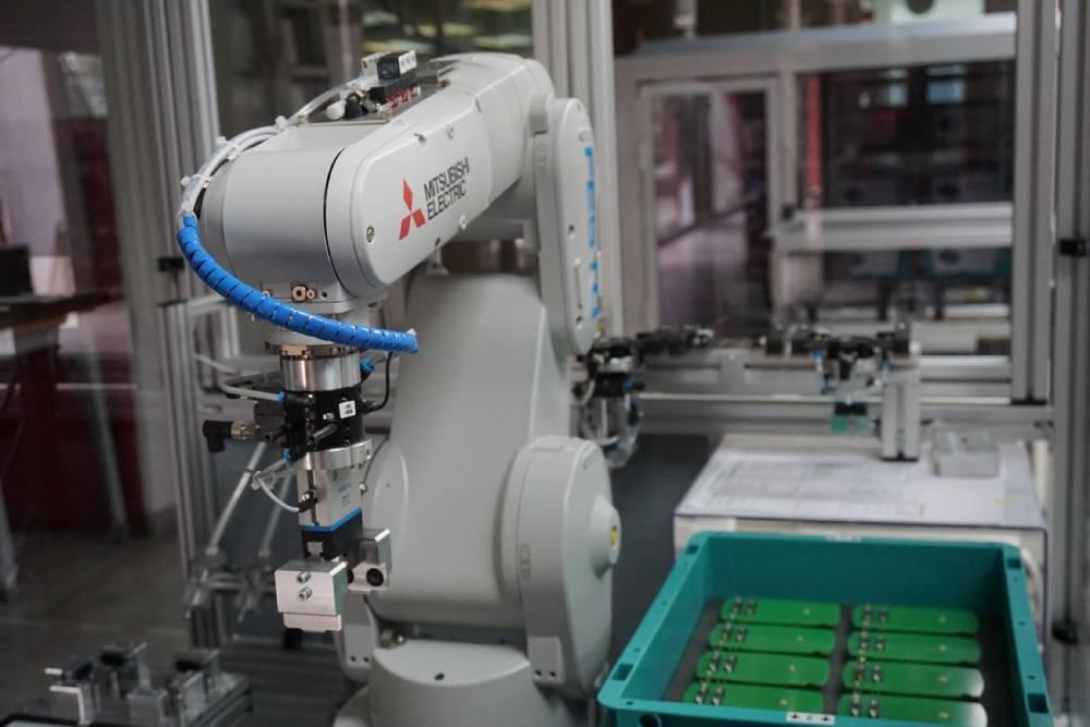 英國研究:機器人將於2030年取代2000萬個製造業人力
