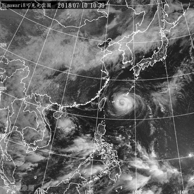 北台灣颱風停班課 各大醫院開不開診看這!