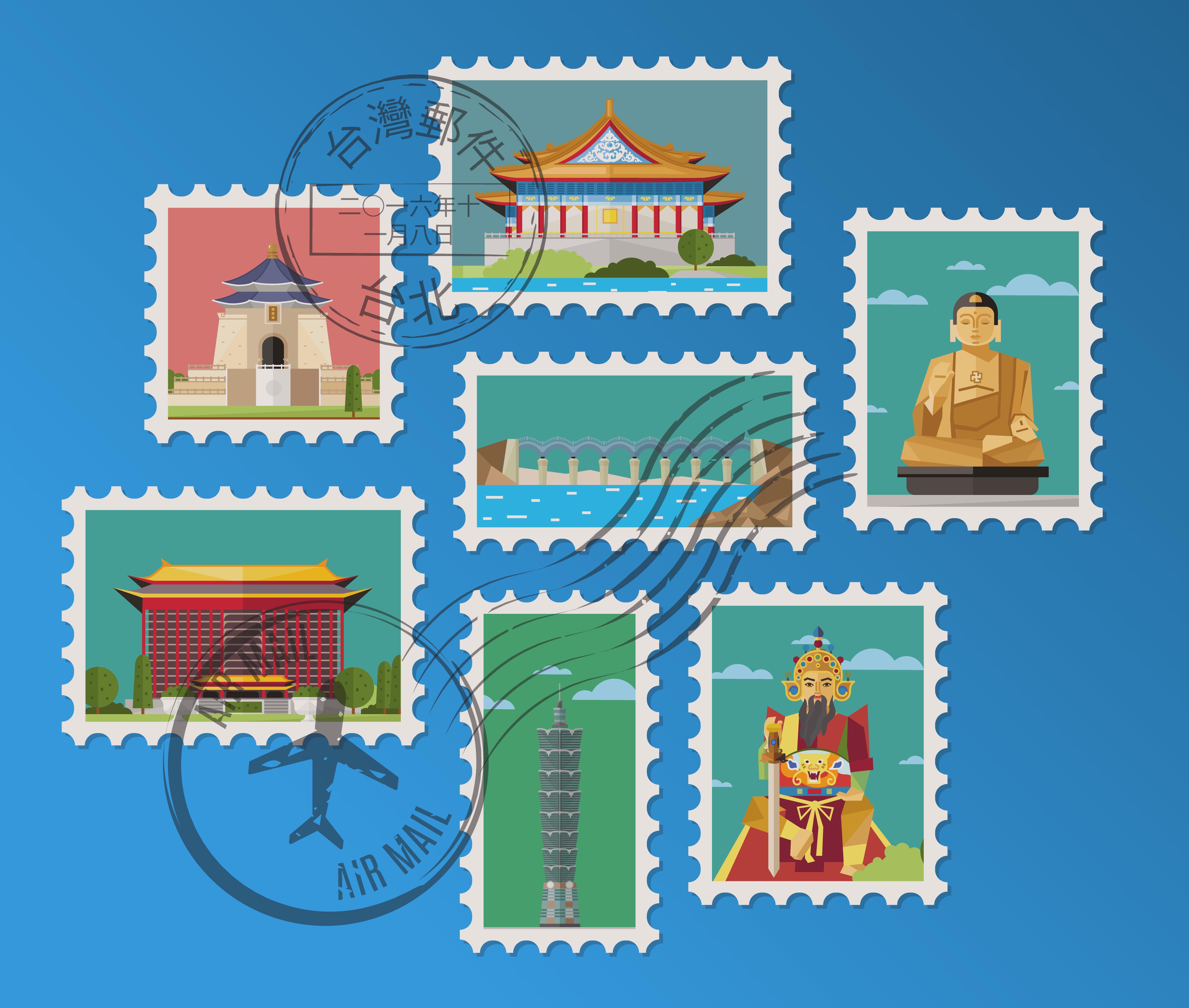 郵局擬漲郵資 五角郵票郵資將消失